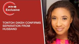 Tonto Dikeh Confirms Separation From Her Husband