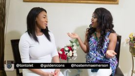 Tonto Dikeh's Full Interview (2016) – by Golden Icons