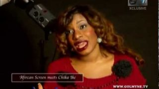 Watch Chika Ike exclusive interview