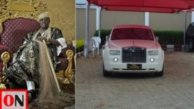 5 Nigerian Kings that own Rolls Royce