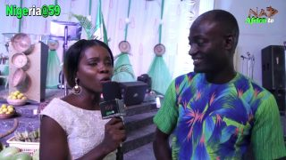 Mr Ayorinde on Gospel Vibes Celebrating Nigeria@59