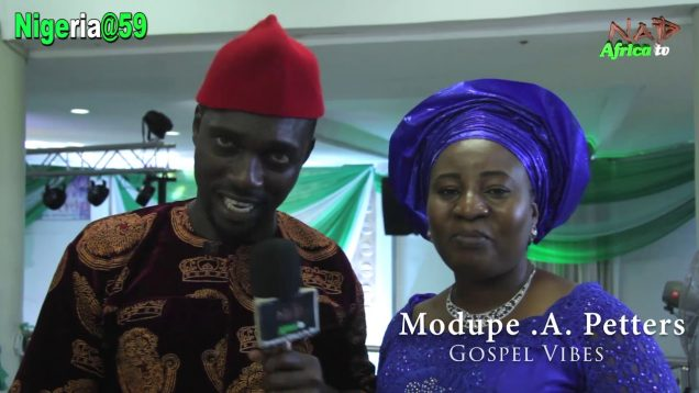 Mrs Modupe Alao Petter's on Gospel Vibes