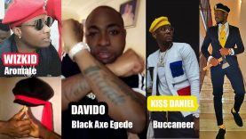 Top 10 Nigerian musicians that are Cultist