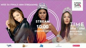 Miss South Africa 2019