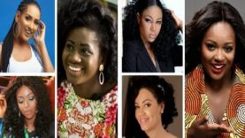 Top 10 most Beautiful Actresses in Ghana